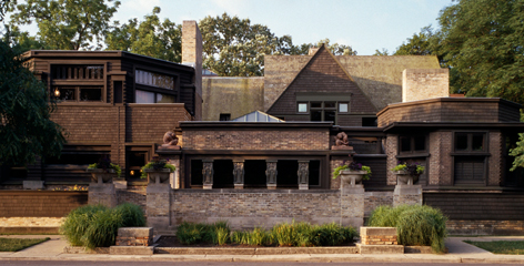 Contact - We're near the Frank Lloyd Wright Home and Studio